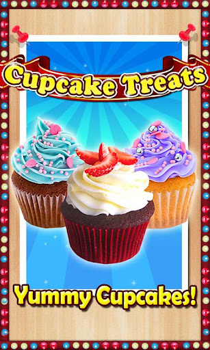 Cupcake Mania - Cooking Game