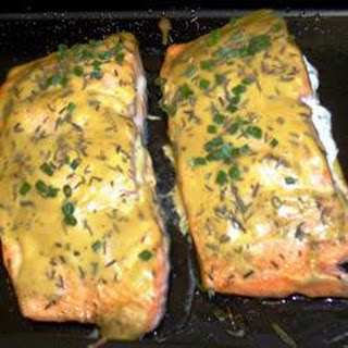 Baked Salmon With Goat Cheese Recipes.