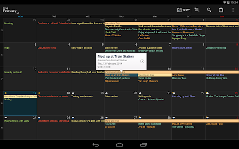 DigiCal Calendar & Widgets v1.1.8d