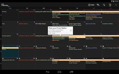 DigiCal Calendar & Widgets v1.1