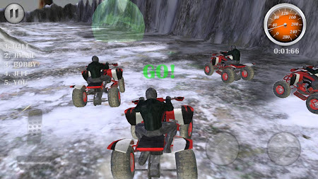 Quad Bike Rally Racing 3D 1.0.1 screenshot 68624