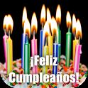 Imagenes Frases de Cumpleaños icon
