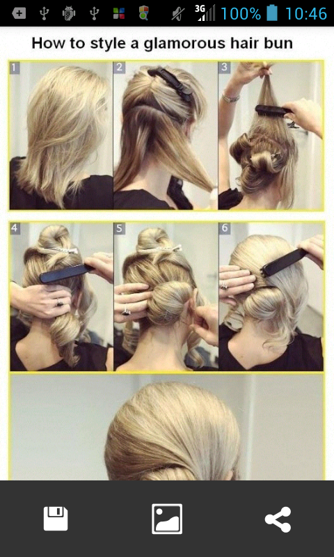 Incredible Bridal Hairstyles Step Android Apps On Google Play Short Hairstyles Gunalazisus
