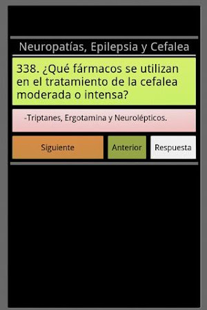 Neurologia en preguntas cortas 4.0 screenshot 1549352