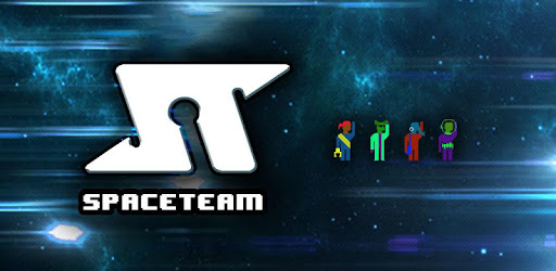 Spaceteam is a co-operative shouting game.