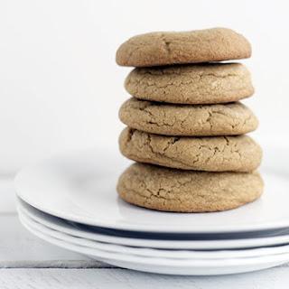 Maple Brown Sugar Cookies.