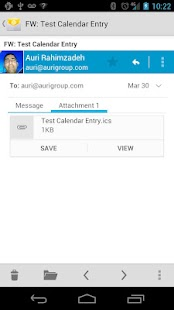 ICS, vCalendar, iCal Importer - Android Apps on Google Play