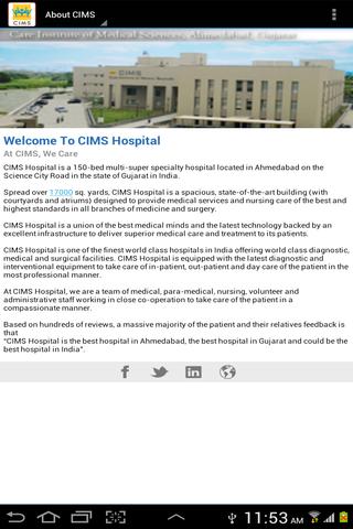 TKR - CIMS Hospital