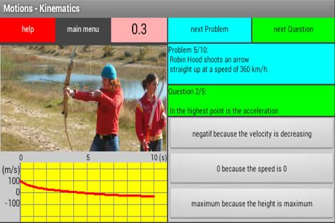 【免費教育App】MOTIONS kinematics-APP點子