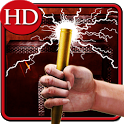 Fire Electric Pen3D HD icon