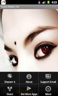 Tamil Radio HD- screenshot thumbnail