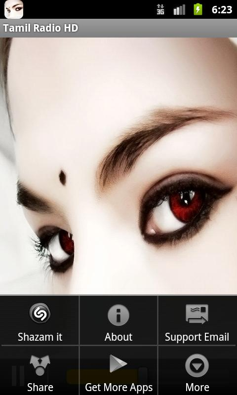 Tamil Radio HD- screenshot