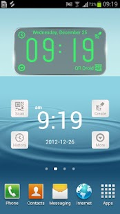 QR Droid Widgets™- screenshot thumbnail
