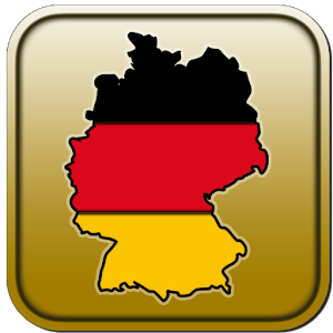 Map Of Germany Android Apps On Google Play - Germany map cartoon