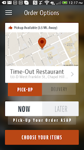 Time-Out Restaurant- screenshot thumbnail