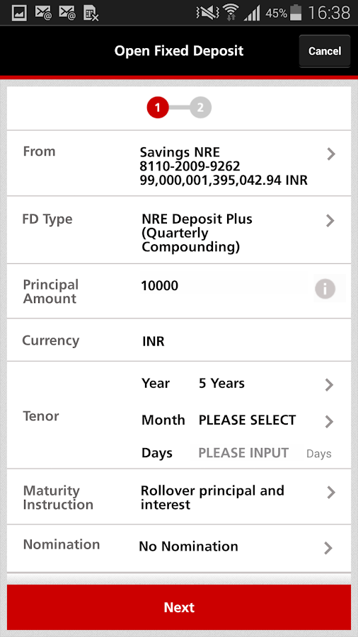 DBS mBanking India Android Apps on Google Play
