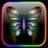 Butterflyglow3 GoLauncherTheme icon