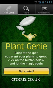 Plant Genie- screenshot thumbnail