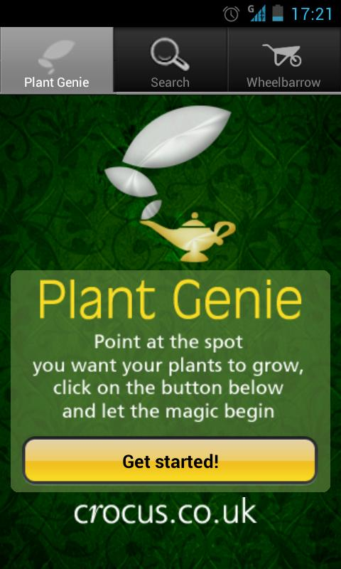 Plant Genie- screenshot
