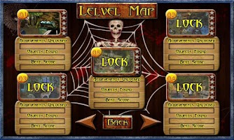 Screenshot of Scary Trail Find Hidden Object
