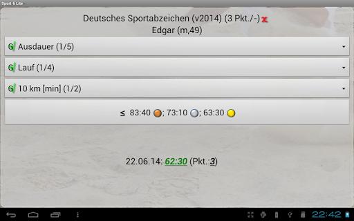 【免費運動App】Sport-Ii Lite-APP點子