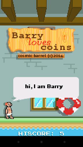 巴里·愛硬幣