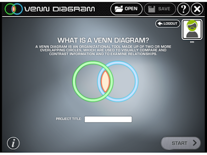 Venn Diagram - screenshot thumbnail