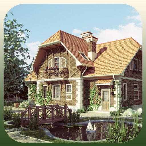 Ландшафтный дизайн 書籍 App LOGO-APP試玩