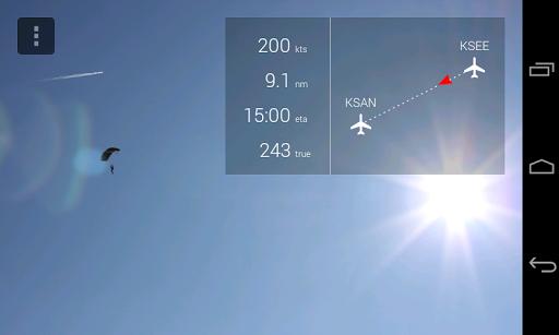 Glasswair - for pilots