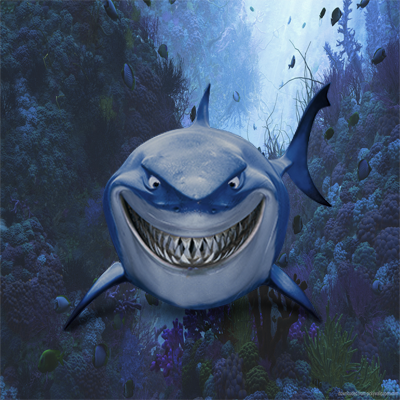 Shark Hunt Game