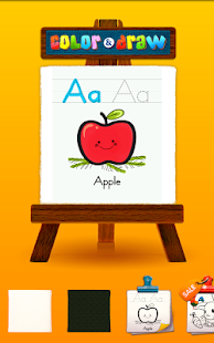 Alphabet Coloring- screenshot thumbnail