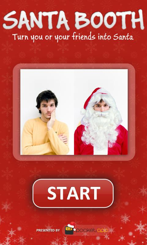 Santa Booth - screenshot