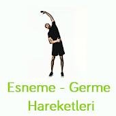 Esneme - Germe Hareketleri
