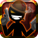Stickman Gangster War icon