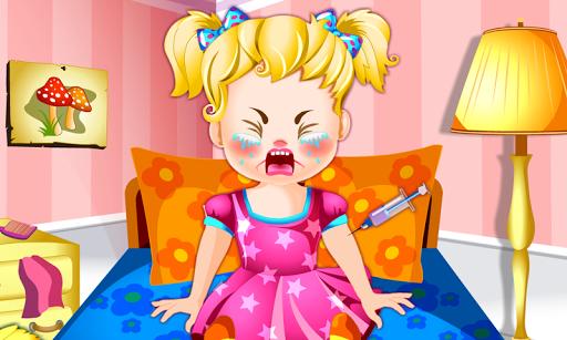 婴儿护理 - 流感治疗