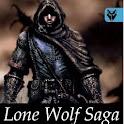 Lone Wolf Saga logo