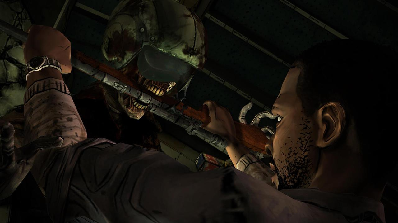 The Walking Dead: Season One screenshot #14