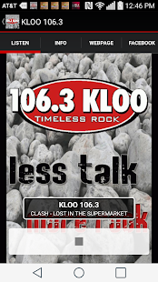 KLOO 106.3- screenshot thumbnail