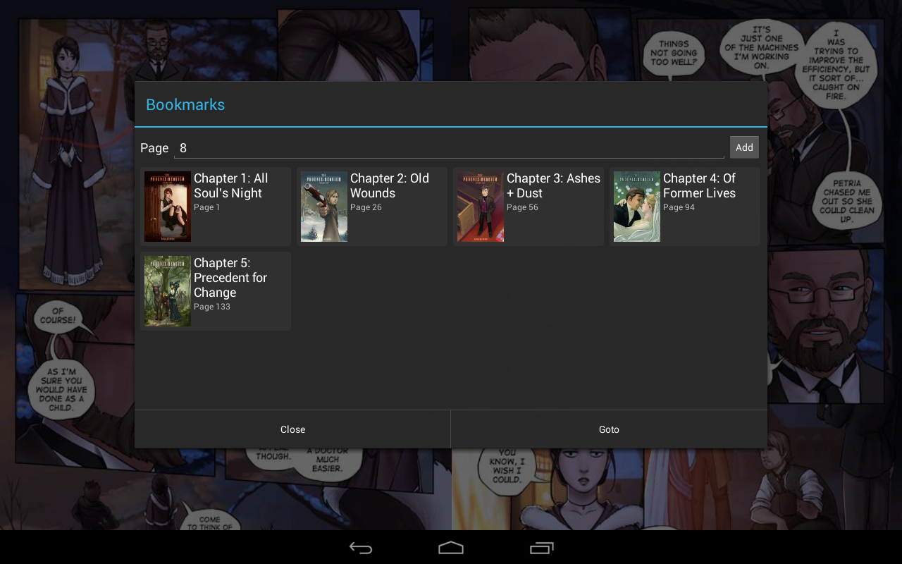 ComicRack- screenshot