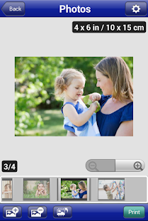 Epson iPrint - screenshot thumbnail