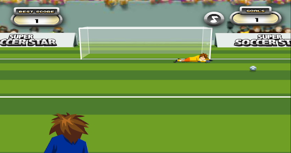 Super Soccer Star 2013 - screenshot thumbnail