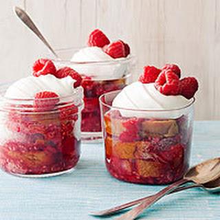 Raspberry Summer Pudding