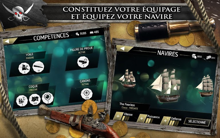android Assassin's Creed Pirates Screenshot 4
