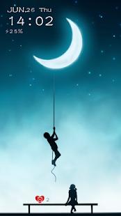 Moon Lover Live Locker Theme