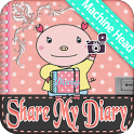 Share My Diary1.6 icon