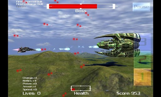 BlastZone 2 Lite ArcadeShooter - screenshot thumbnail