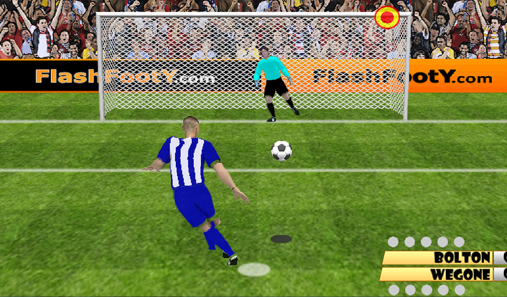 flash footy