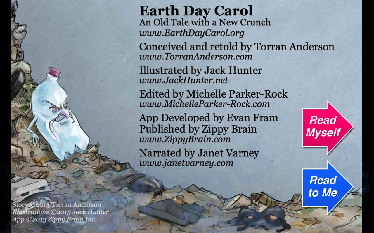 Earth Day Carol- screenshot