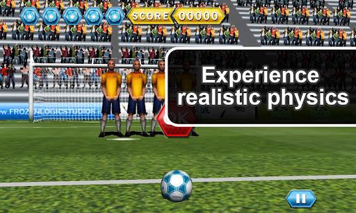 Soccer Free Kicks Deluxe apk v1.0