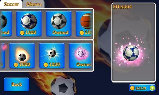 Super Goalkeeper Soccer Game